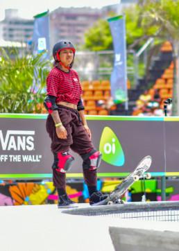 Skateboard / STU